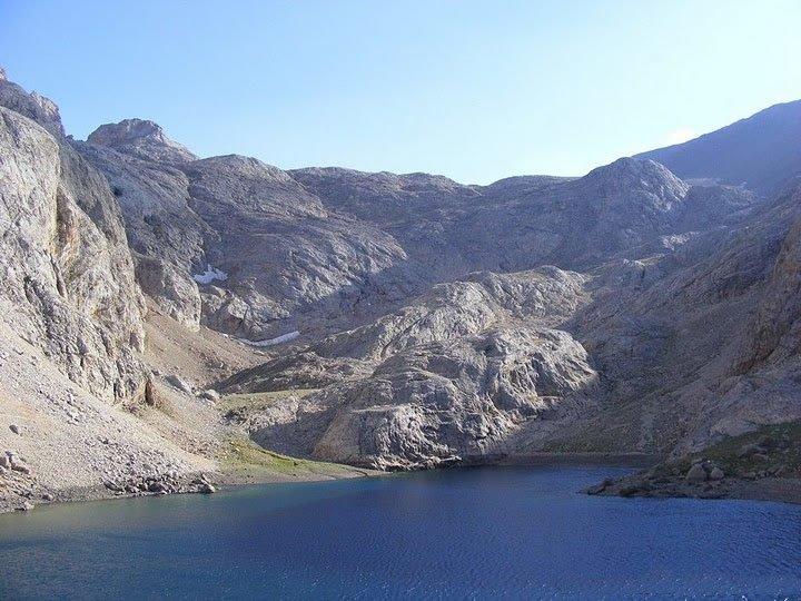 Çini Göl Çiftehan Kaplıcaları Bolkar Dağları