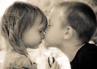 Çocukların aşkı