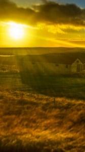 çiftlikte gün batımı 1080x1920