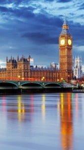 İngiltere Big Ben