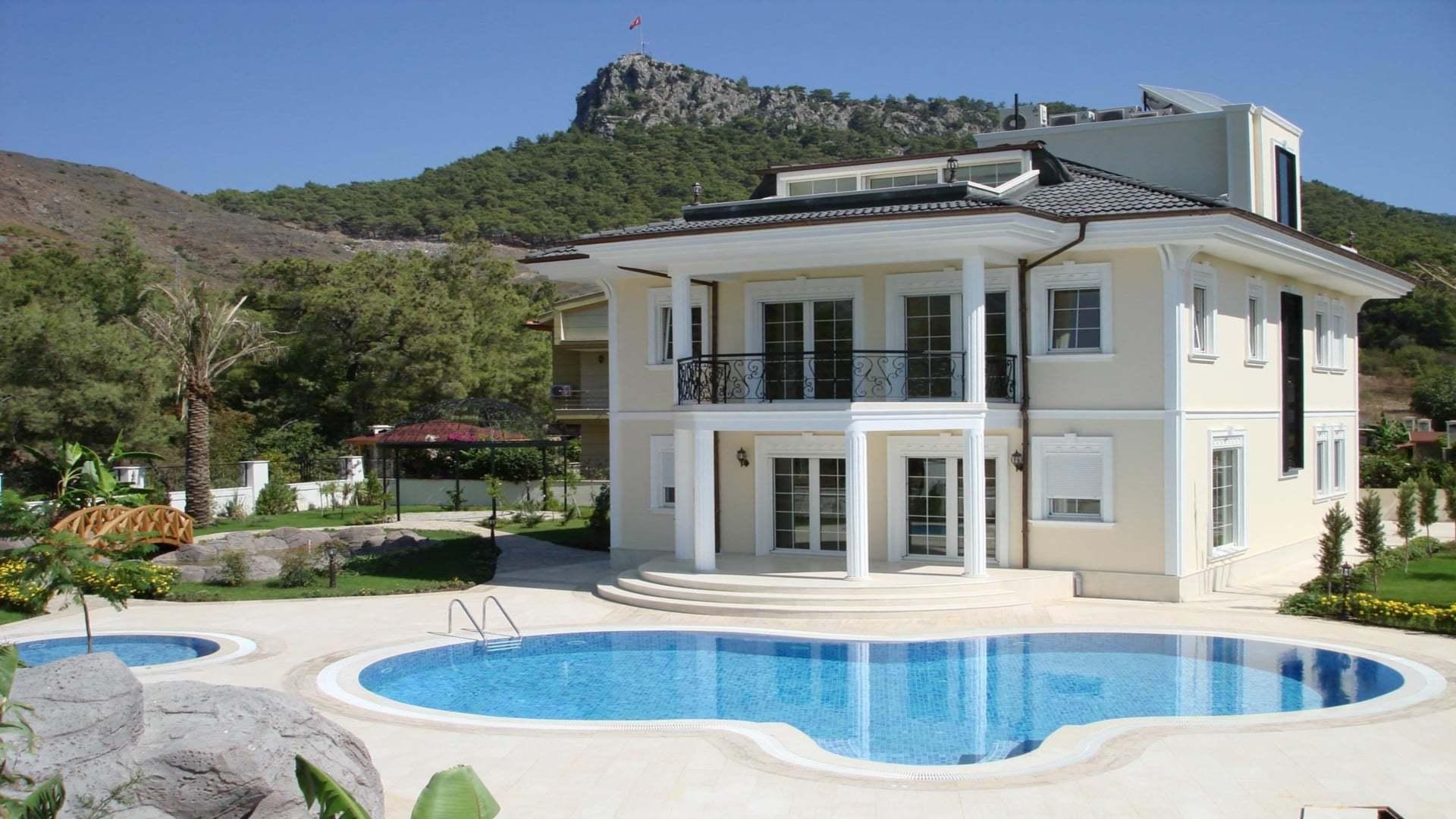 İskenderun'dan Bir Villa