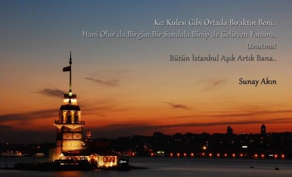 İstanbul Kız Kulesi Üsküdar