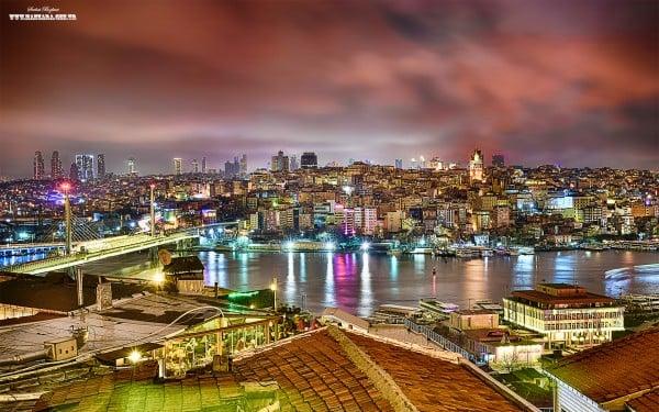 İstanbulu seyir terası