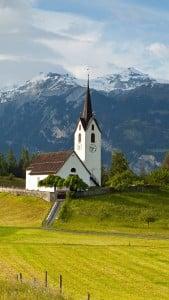 İsviçre Alpleri iPhone 6