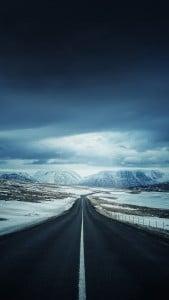 İzlanda Yolu iPhone 6 Plus