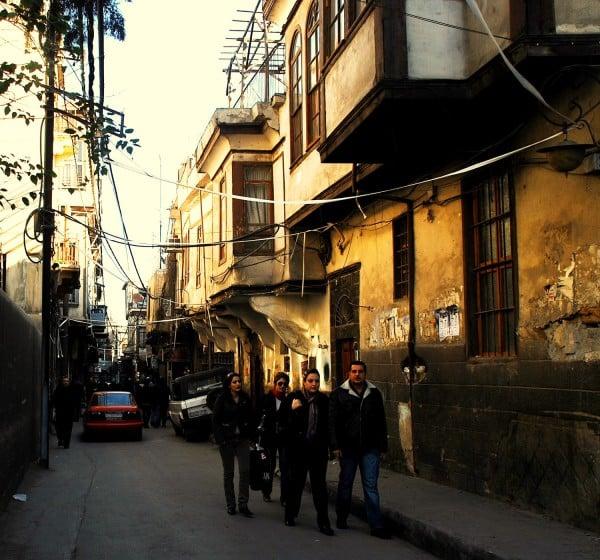 sokak arası