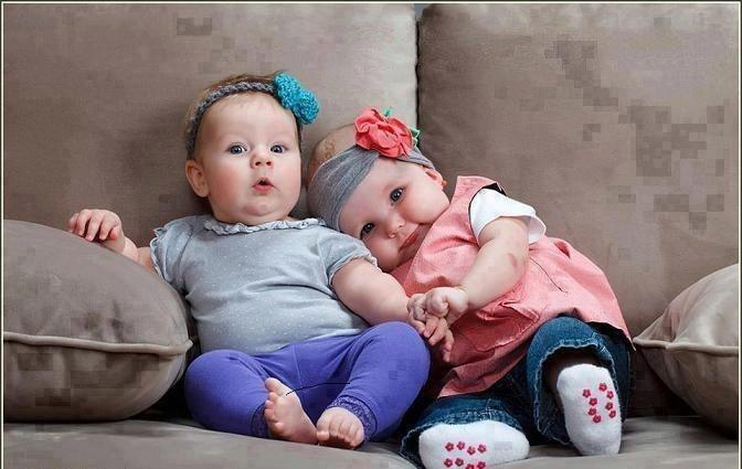şirin bebekler