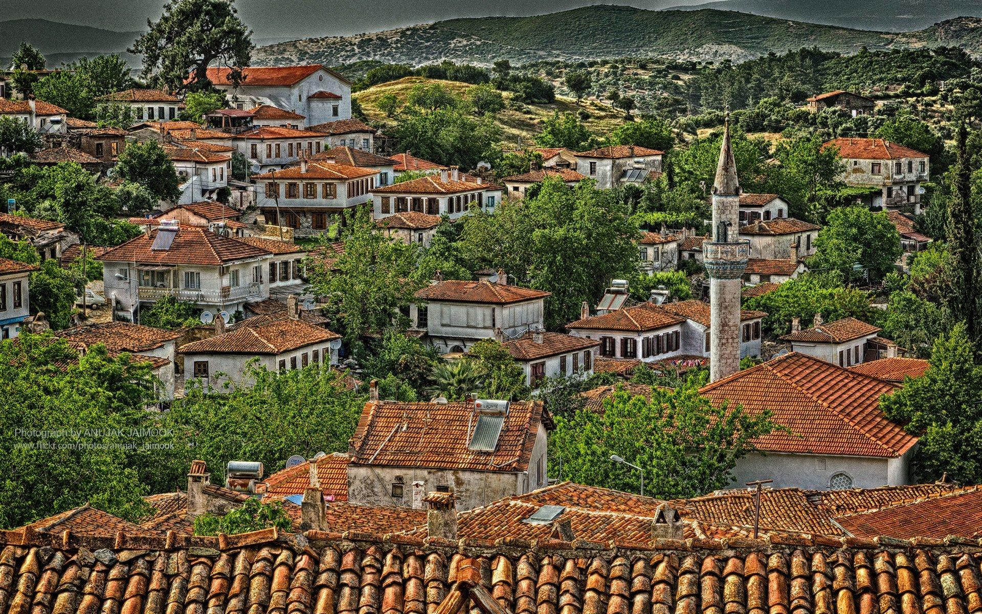 Şirince köyü