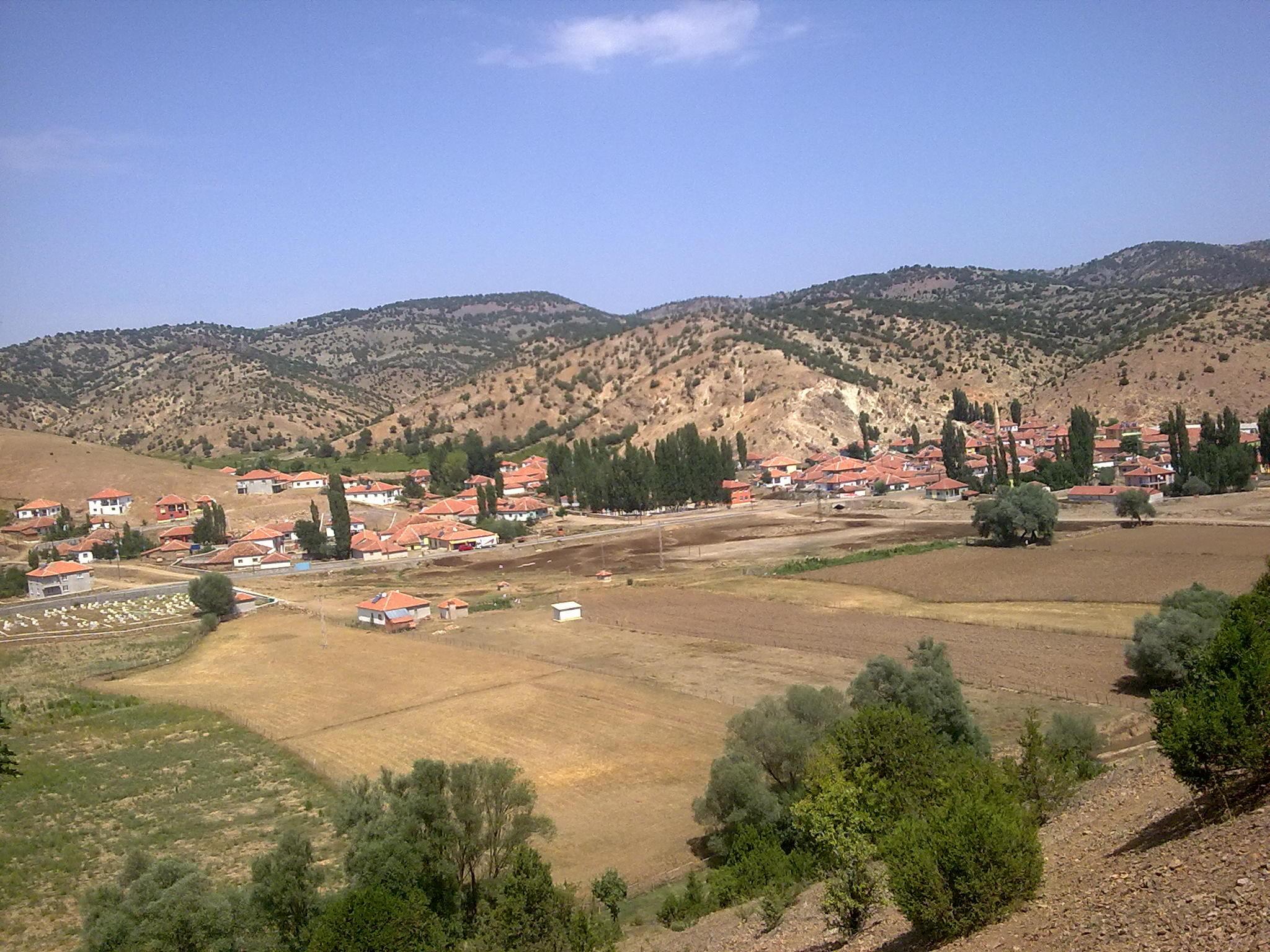 Amasya Sarayözü Köyü