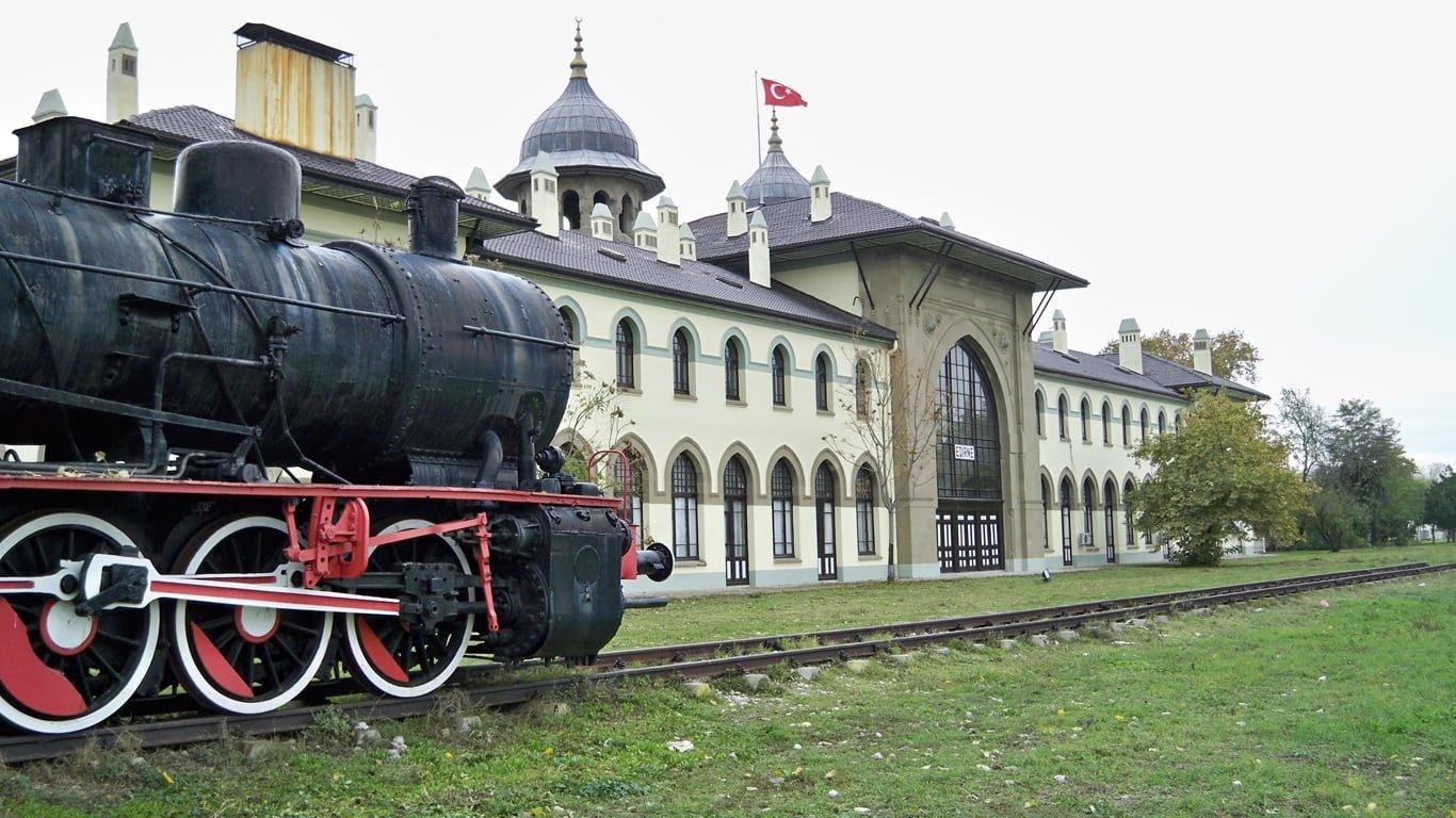 Edirne Eski Tren Garı