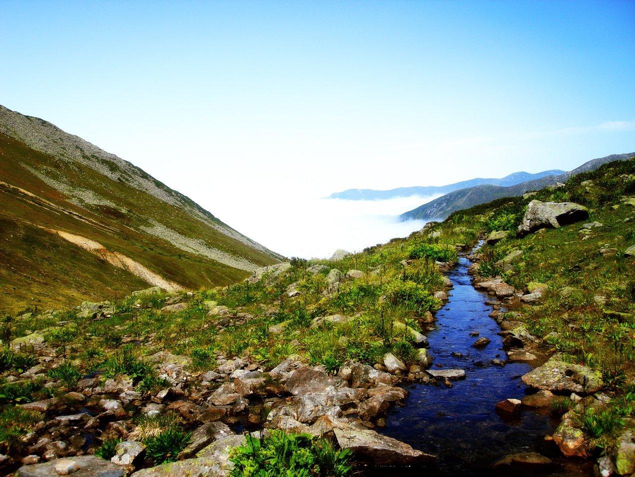 Kaçkar dağları – Su Yolu