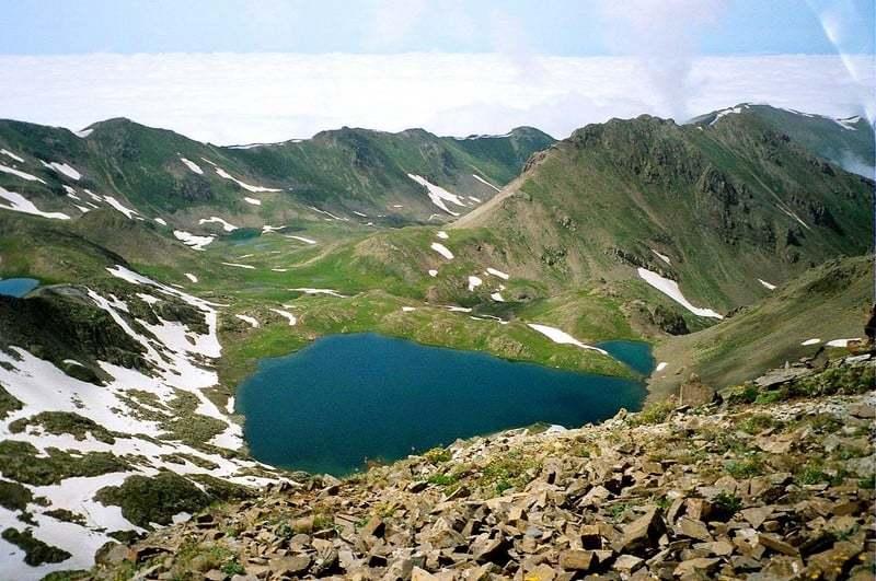 Balıklı ve Üç Göller – Kaçkar Dağları