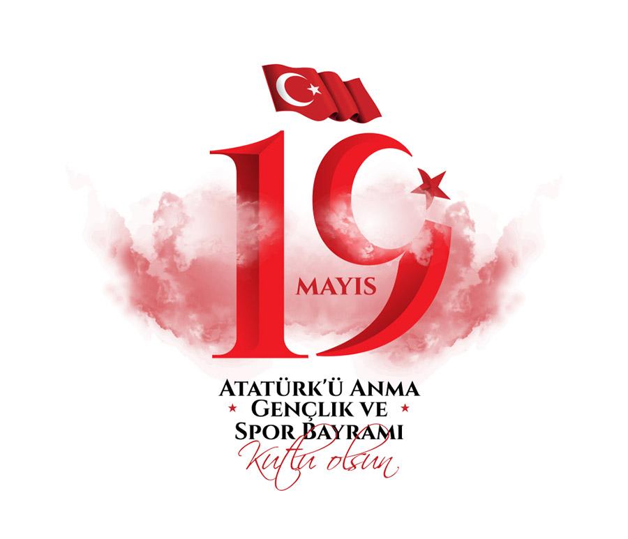 19 Mayıs Atatürk`ü Anma Gençlik ve Spor Bayramı Görselleri