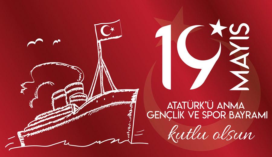 19 Mayıs Atatürk`ü Anma Gençlik ve Spor Bayramı Resimleri
