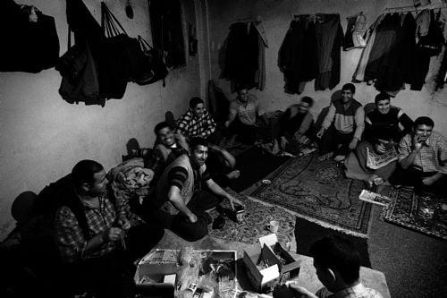 2008 yılının basın fotoğrafları - bekar odaları