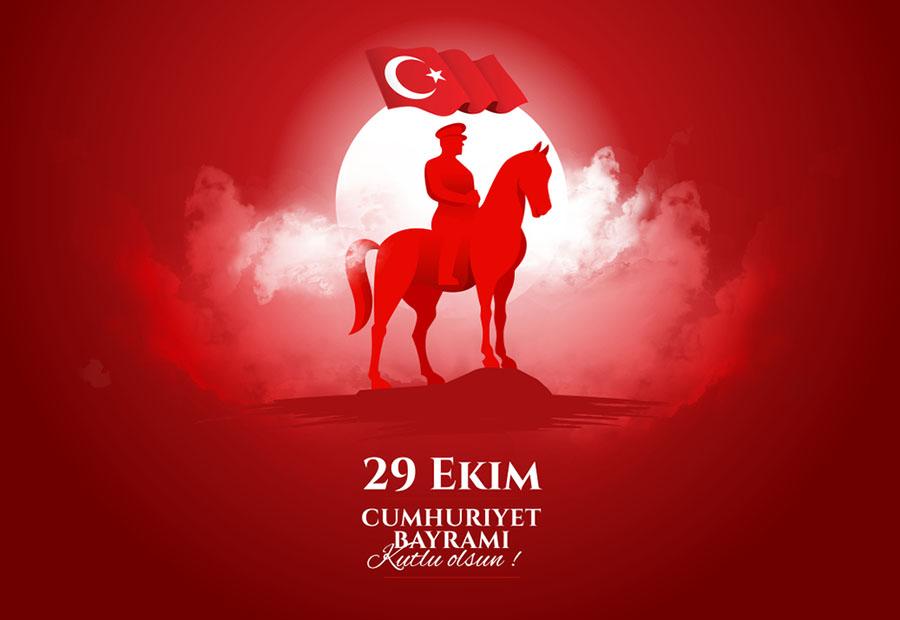 29 Ekim Cumhuriyet Bayramı Çalışmaları