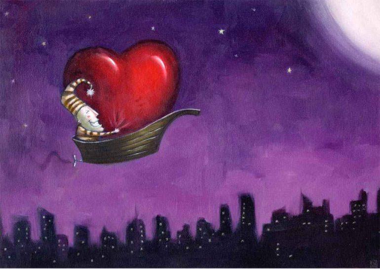 Aldım Kalbimi Kucağıma