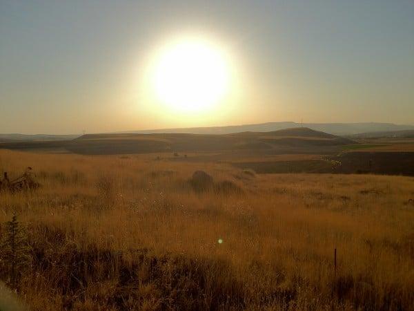 Amatör gün batımı