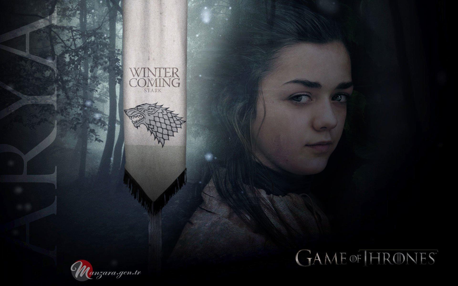 Arya Stark Arka Planları