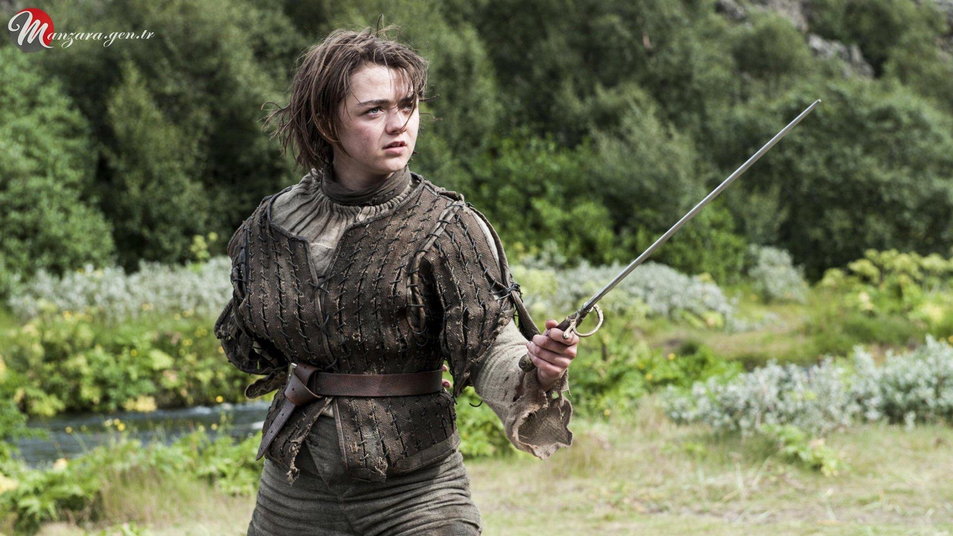 Arya Stark Resimleri