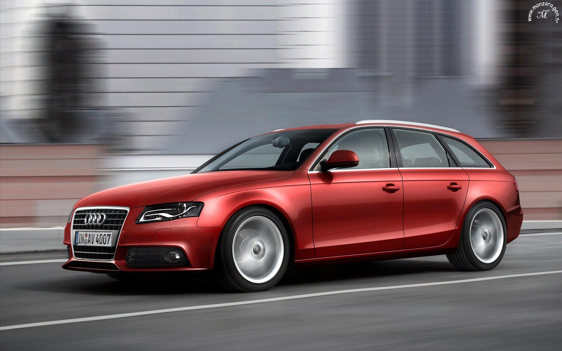 Audi A4 – 4