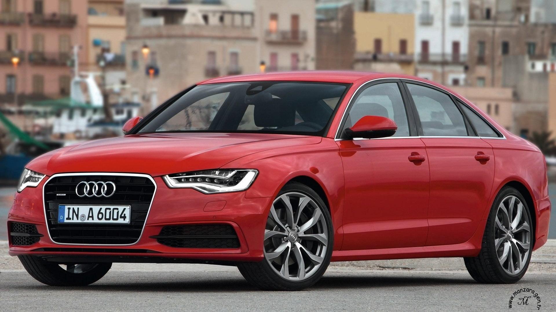 Audi A6 – 2012