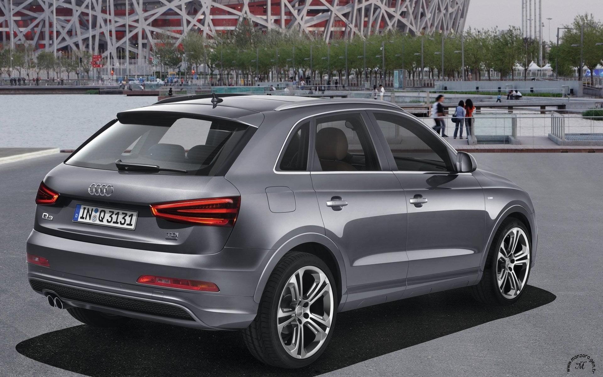 Audi Q3 – 2012 – 2