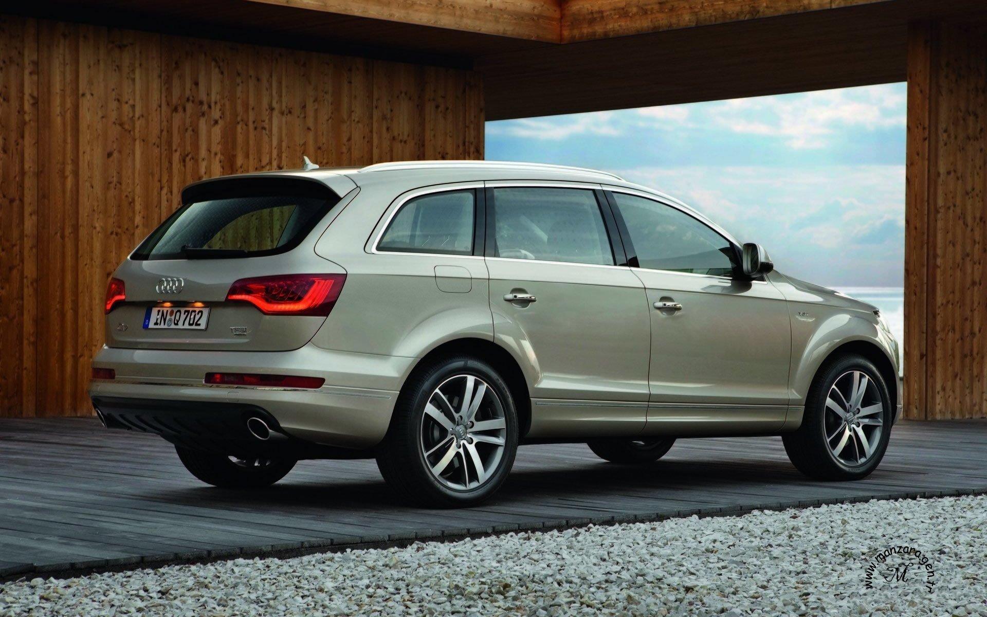 Audi Q7 – 2011 – 2