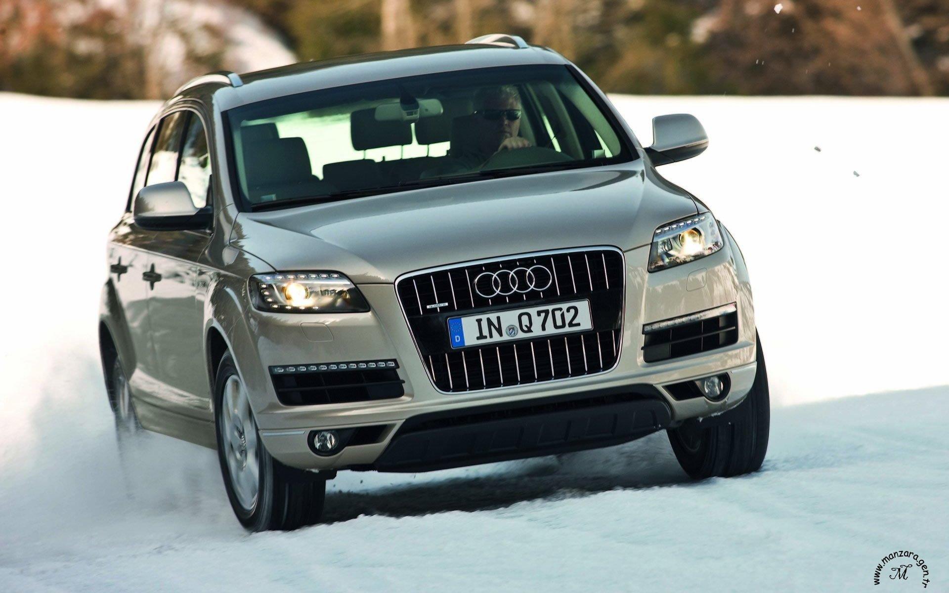 Audi Q7 Resimleri ve Özellikleri