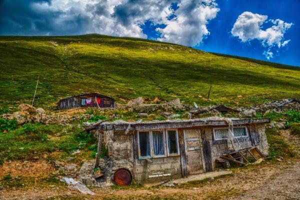 Avusor - yayla evleri