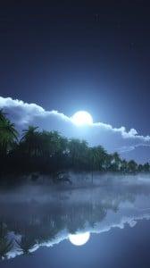 Ay Manzarası iPhone 6