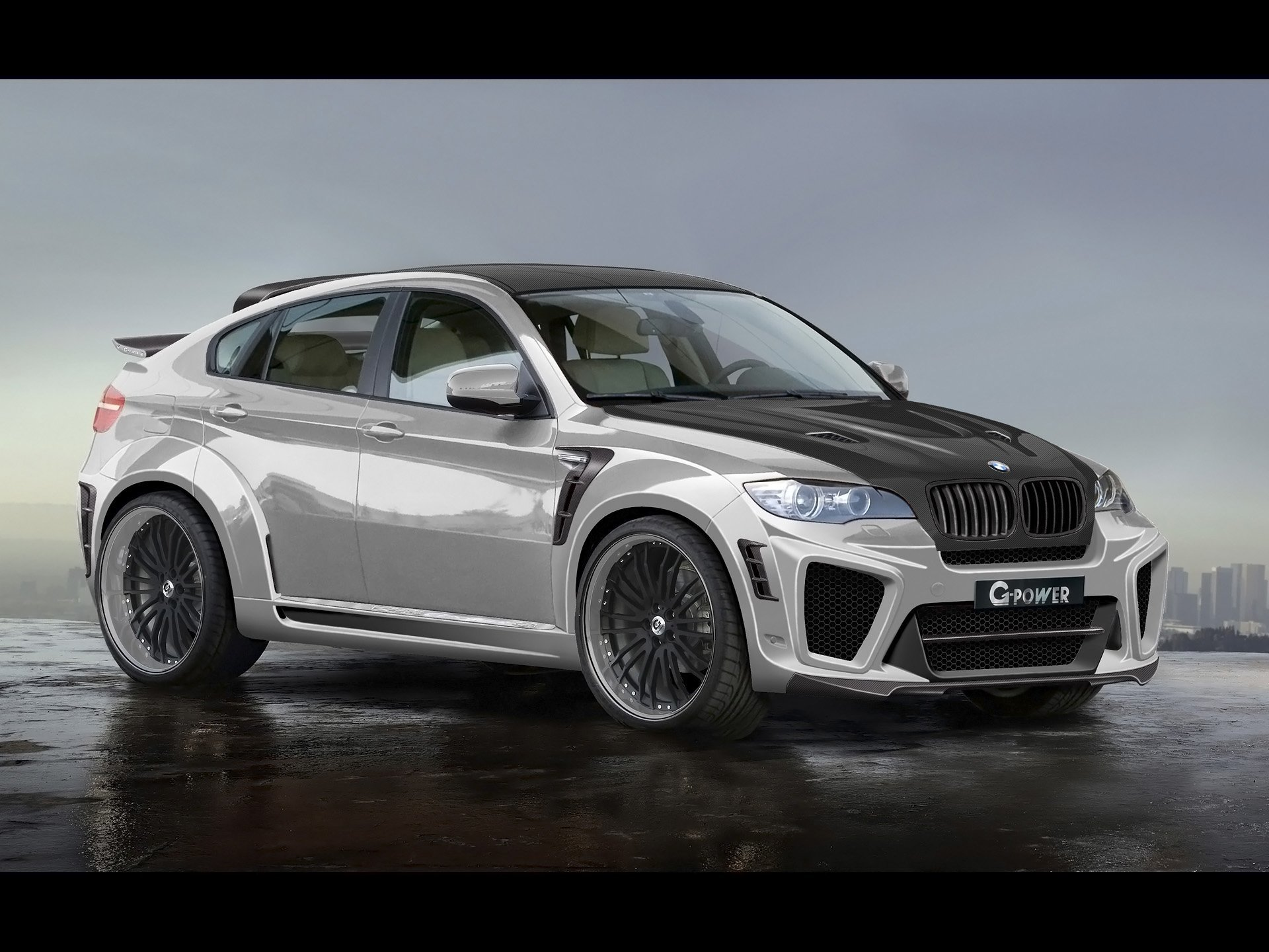 BMW X6 Typhoon