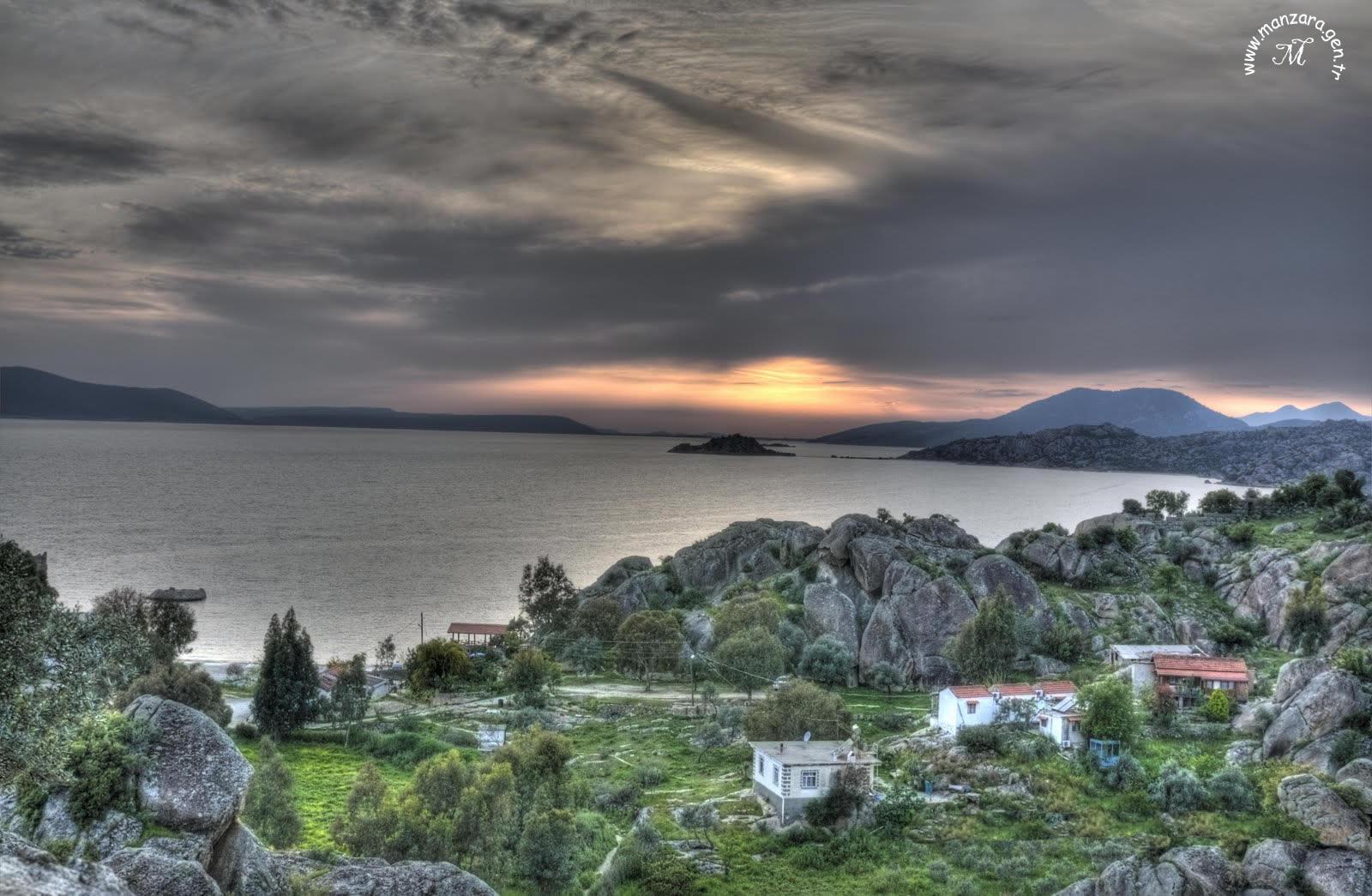 Bafa Gölü Resimleri