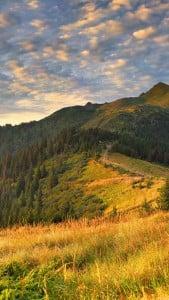 Bahar ve Dağlar