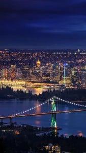 Batı Vancouver LG G3