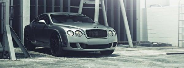 Bentley Continental Facebook Kapakları