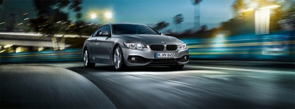 Bmw 4 Series Coupe Facebook Kapağı