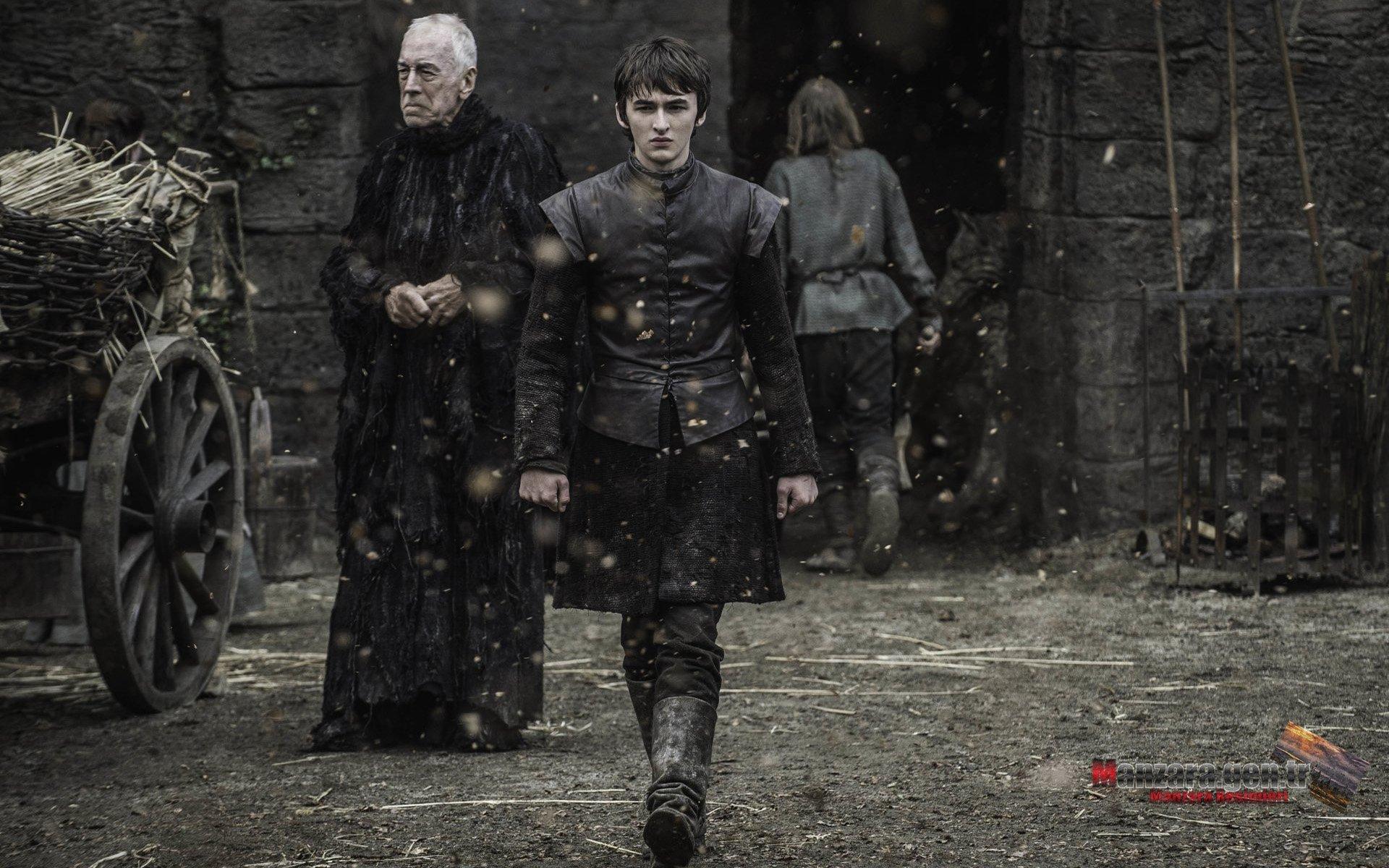 Bran Stark Duvar Kağıtları