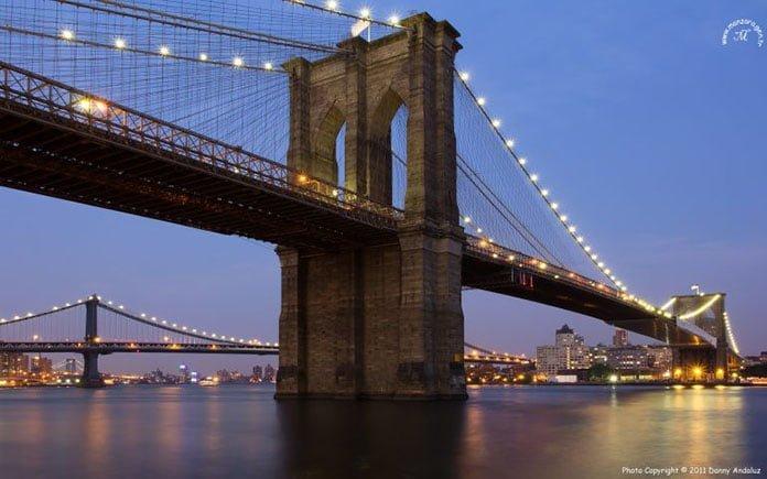 Brooklyn Köprüsü Manzaraları
