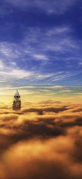 Bulutların Arasındaki Kule