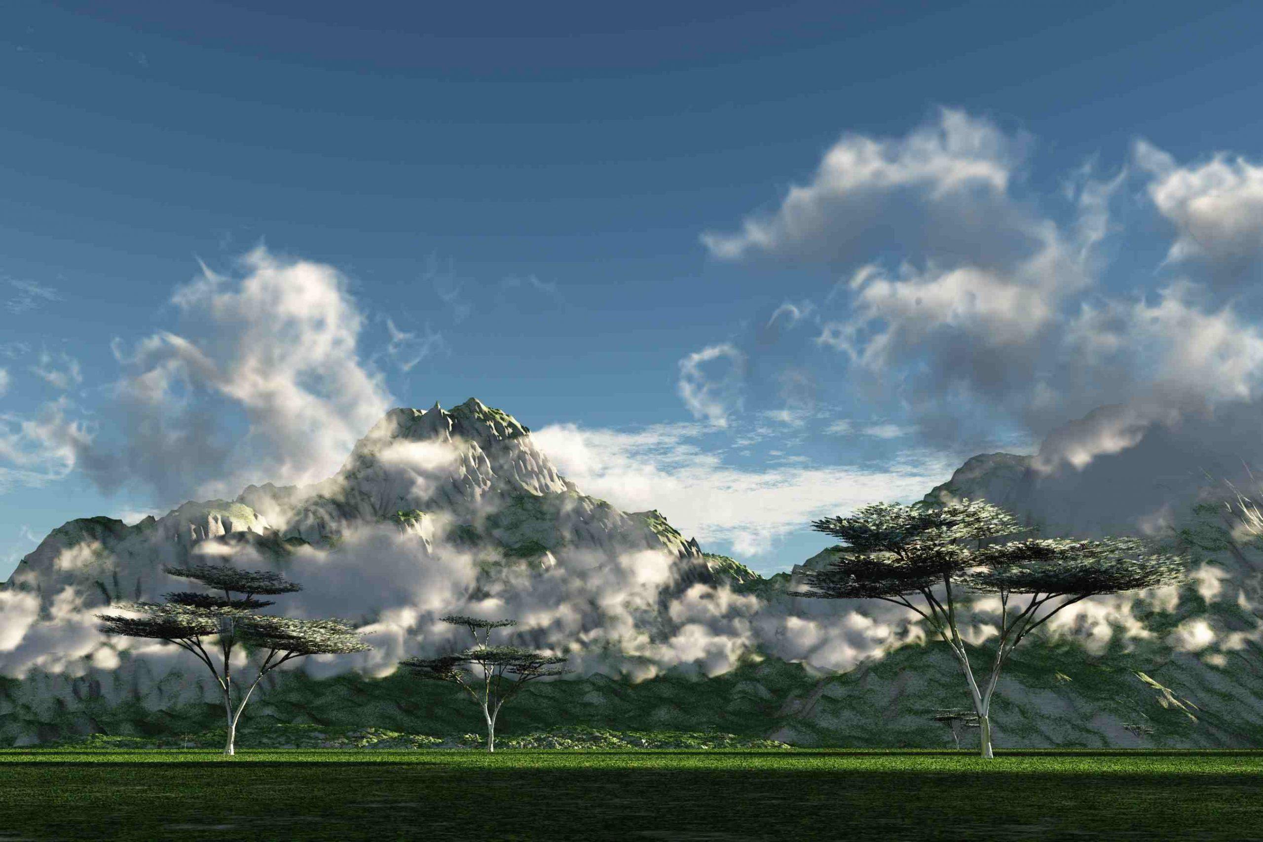 Bulutlu Dağlar