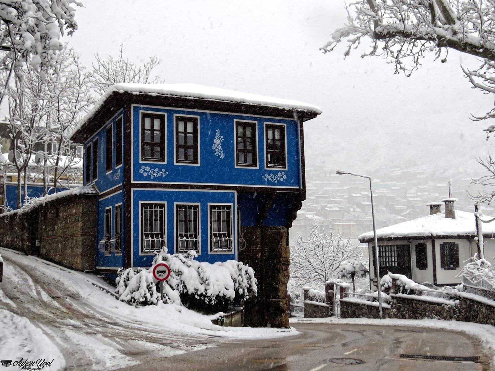 Bursa'da kar