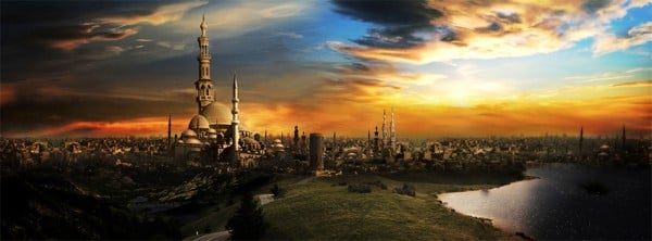 Cairo Facebook Manzarası