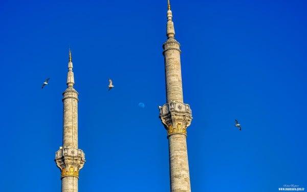 Camii Minareleri