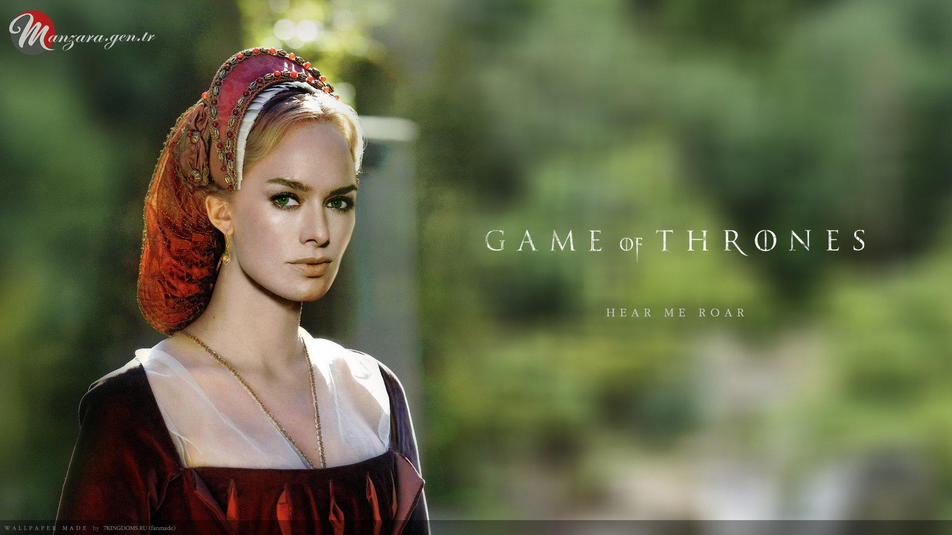 Cersei Lannister Duvar Kağıtları