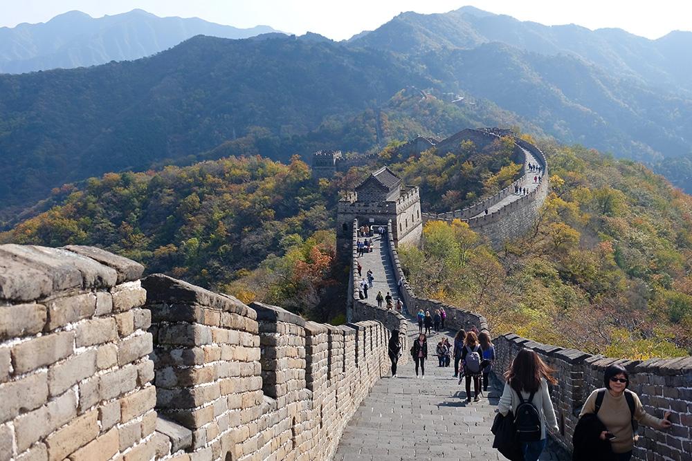 Çin Seddi İnsan Manzarası