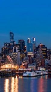 City Landscape iPhone 6