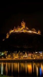 Cochem Burg Kalesi iPhone 6