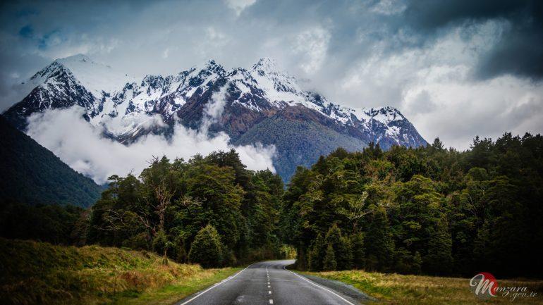 Dağ Yolu Resmi