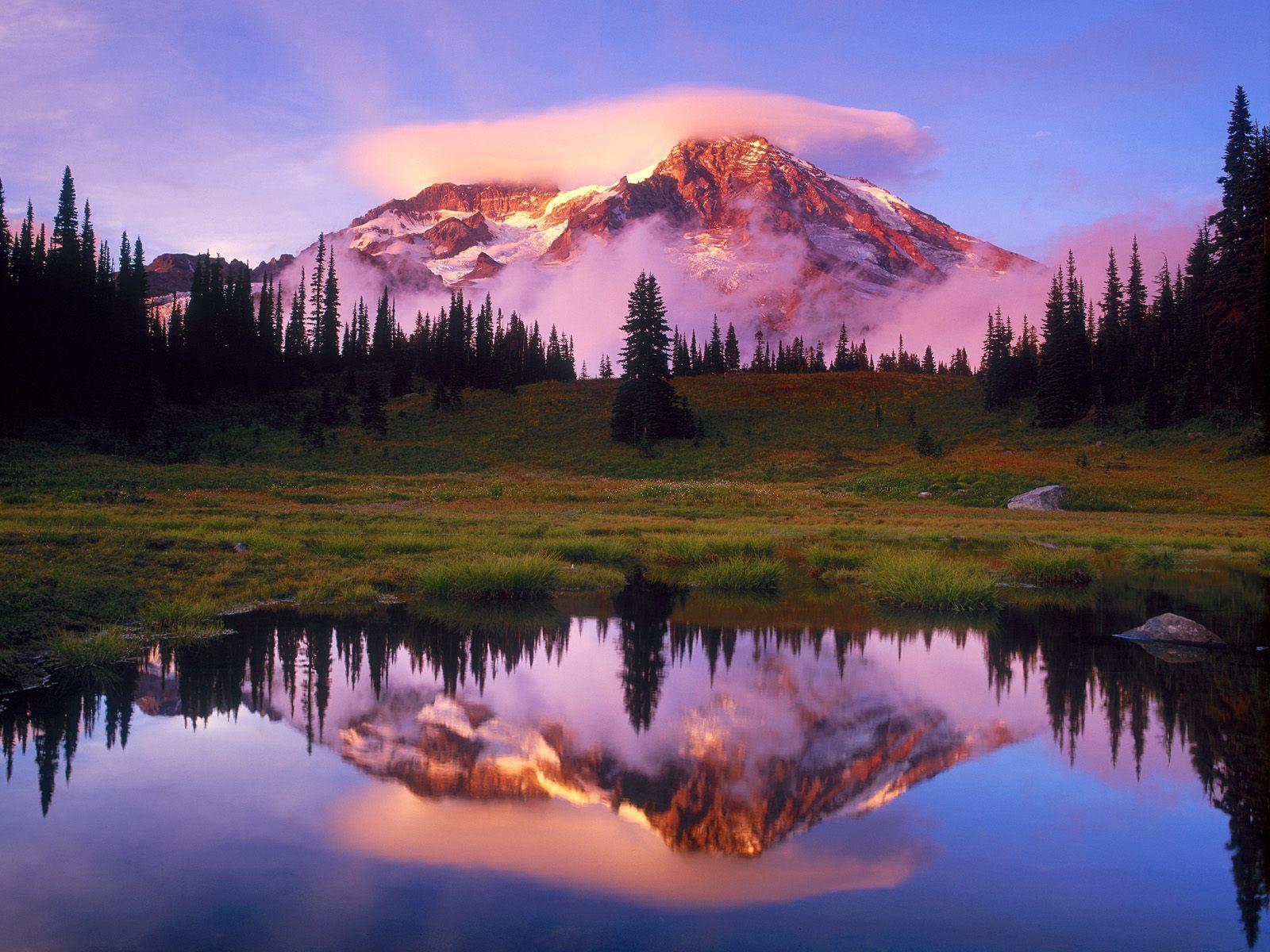 Dağların Arasında